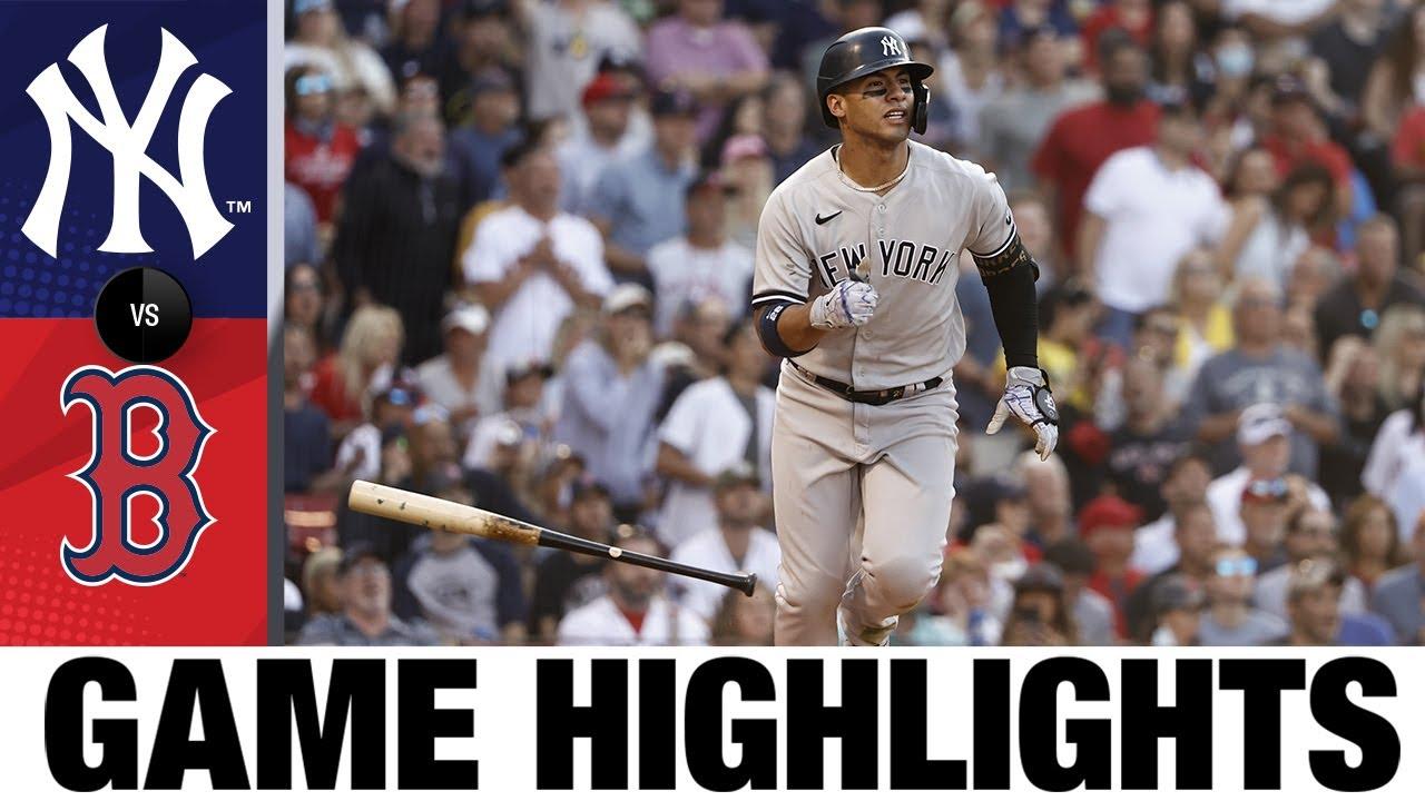 Download Yankees vs. Red Sox Game Highlights (7/24/21) | MLB Highlights