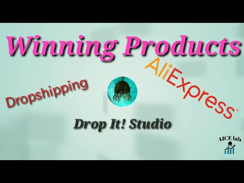 Finding AliExpress Winning Products to Dropship