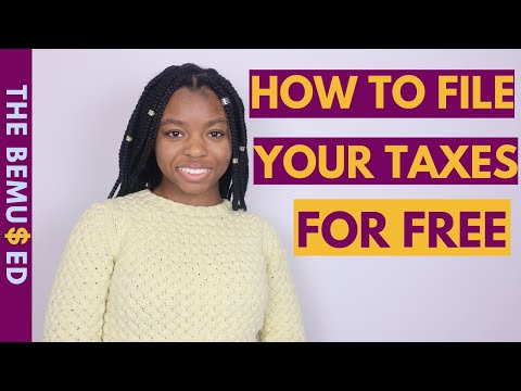Where Can I File My Taxes For Free?