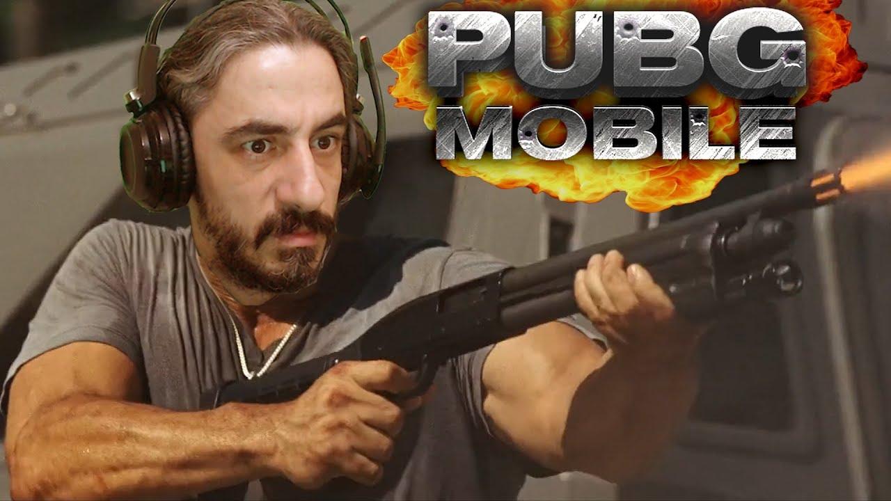 ORTALIK BİR ANDA KARIŞTI VE KATLİAM ÇIKTI - PUBG Mobile
