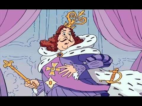 А король-то голый! - что означает это выражение