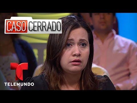 Jaula Para La Niña Demonio👮👧👹 | Caso Cerrado | Telemundo