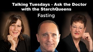 Talking Tuesday - Topic: Fasting with Dr. Frank Sabatino - Dec 18, 2018