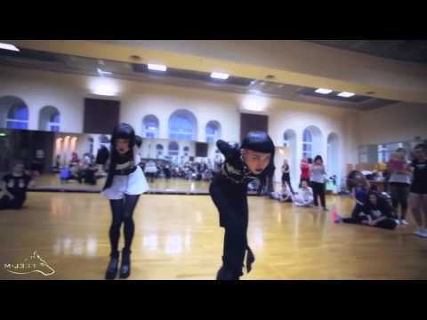mirror GREEK SALAD Dance Event'151  Aya Sato Q'Hey   Cut The Crap remix 1