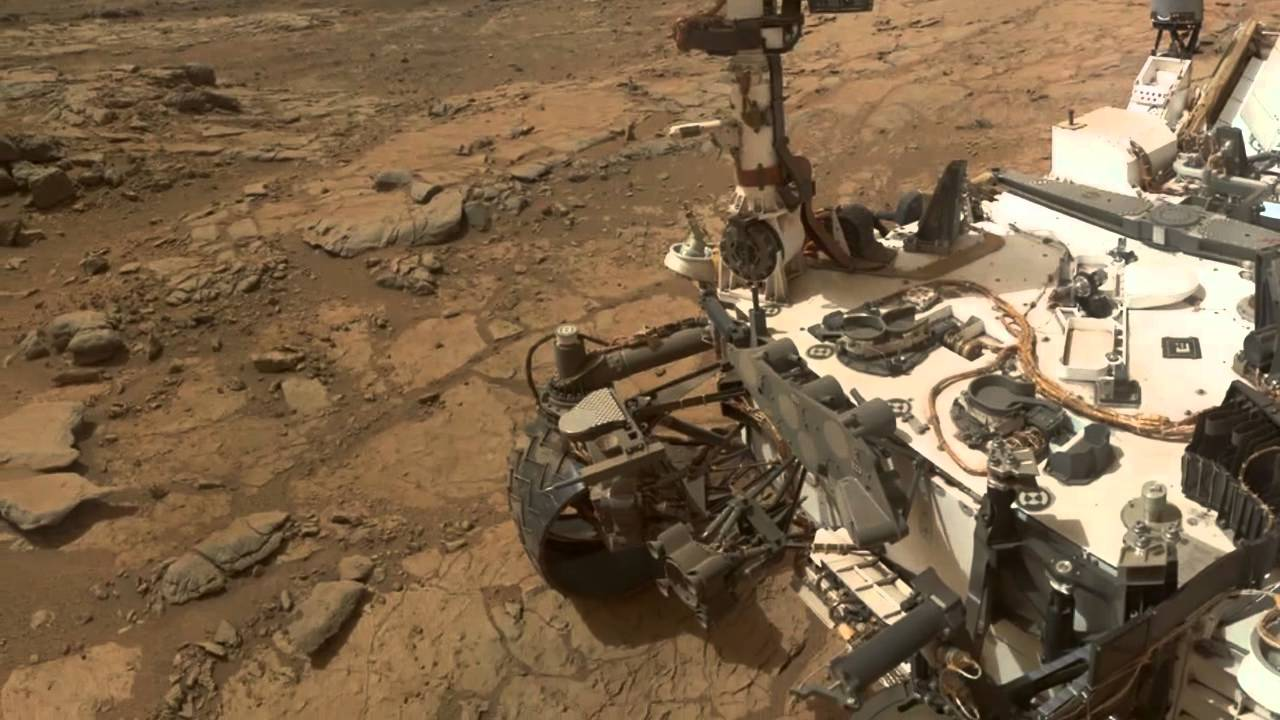 Curiosity Rover Report (Dec. 9, 2013): Dating Younger ...