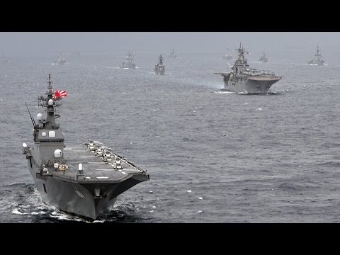 The role of Japan in Indian Ocean security