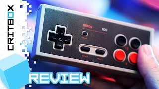 8BitDo N30 Bluetooth Gamepad Review |