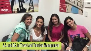 Business, Communication & Tourism Degrees