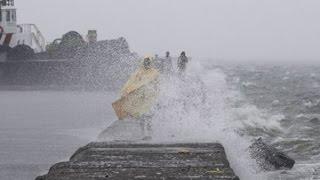 El huracán Patricia es el más fuerte jamás registrado en el hemisferio oeste