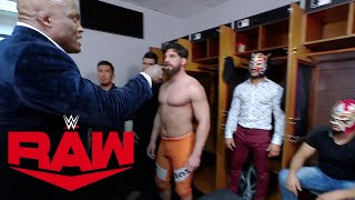 Bobby Lashley offers a WWE Championship Match to the Raw roster: Raw, Mar. 22, 2021