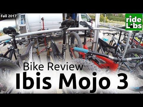 Bike review ibis mojo 3 X01 (vs trek fuel) | Which one rides better? | Fall 2017