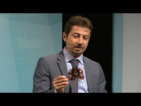 Humanizing the Brain with Jacopo Annese -- Atlantic Meets the Pacific 2013