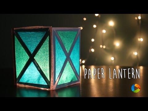 DIY : Paper Lantern