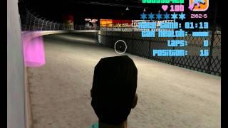 Grand Theft Auto - Vice City - HotRing Trick