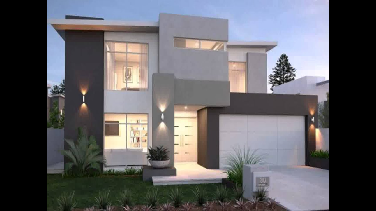 Model Rumah Minimalis Type 36 Modern Yg Sedang Trend Saat Ini Youtube