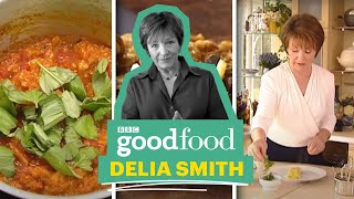 All in One Sponge Cake - Delia Smith - BBC