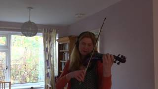 using the boss sy 300 guitar synth with a violin