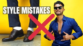 9 MOST COMMON Style Mistakes Still Made In 2019