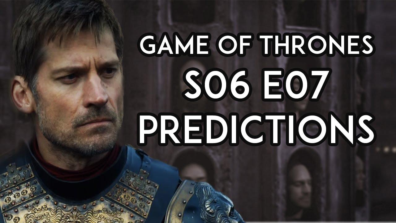 Season 6 Episode 7 Game Of Thrones