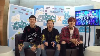 Gambar cover 161105 EXO-CBX Reaction to EXO-CBX stage