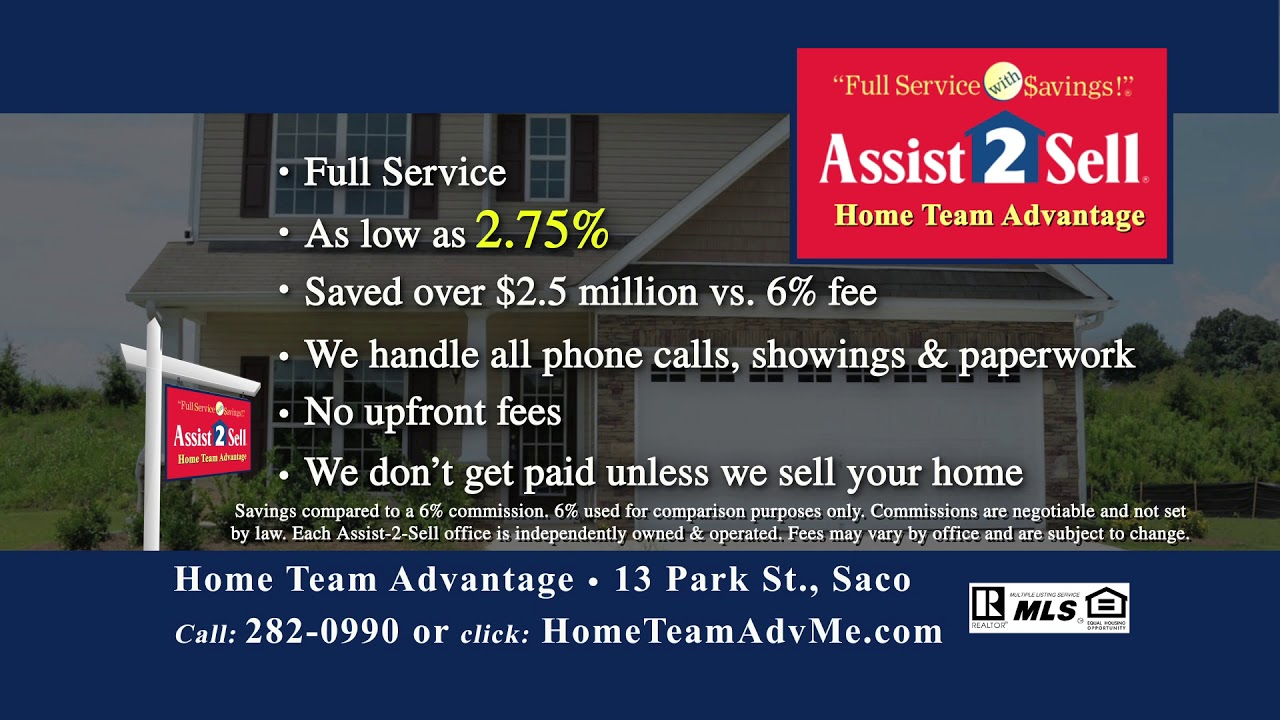 Assist To Sell >> Saco Real Estate Homes For Sale In Saco Saco Home Search