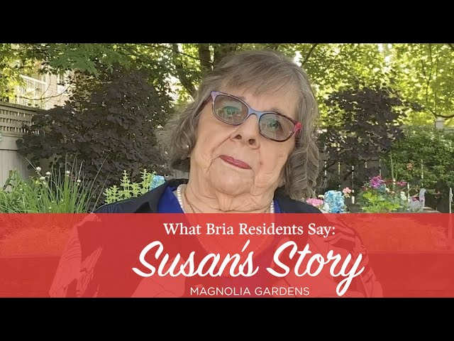 What Residents Say: Susan's Story