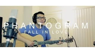PHANTOGRAM - Fall in Love (Acoustic Cover by Claudeo)