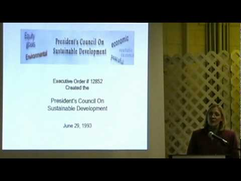 The History of Sustainable Development - Connecting the Dots