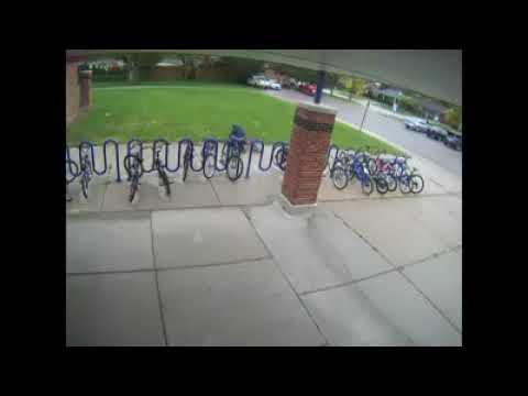 Watch man snatch bike outside Livonia middle school