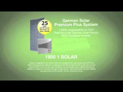 Water & Energy Savers Engineered, True Value for Money Solar Solutions.mov