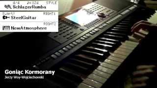 Yamaha PSR-S750: Styles Medley
