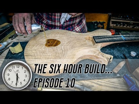 The 6 Hour Build - Ep 10 - Finishing, but not Finished!