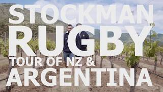 Clip 1 - 2017 Tour to New Zealand and Argentina
