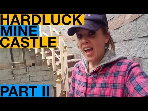 Hardluck Castle: Hand-built Off-Grid Fortress in the Nevada Desert PART II