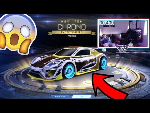 THE MOST INSANE ACCELERATOR CRATE OPENING EVER 3 Painted exotics + MORE