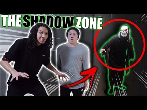 *GONE WRONG* EXPLORING THE SHADOW ZONE WITH JESTER AT 3 AM!! (TRAPPED FOREVER!?)