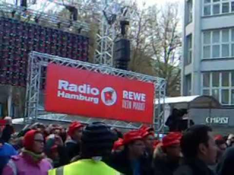 Jerome (von Kontor Records) @Radio Hamburg TOP 828 Marathon Konzert LIVE