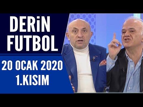 Derin Futbol 20 Ocak 2020 Kısım 1/3 - Beyaz TV