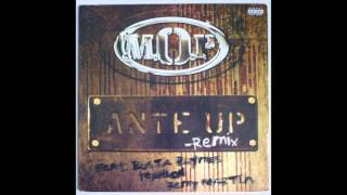 M.O.P - Ante Up Remix (Side B) - 2001 - 33 RPM