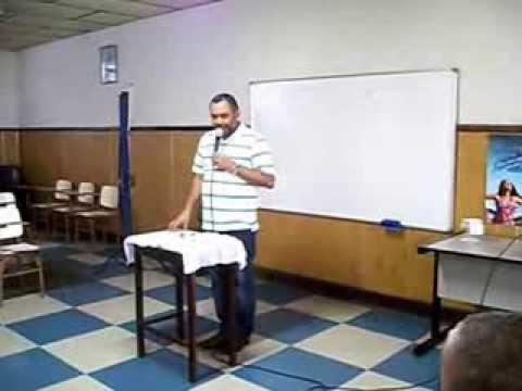 PALESTRA DO PADRE JOSÉ VIDAL DE AMORIM -  E C C - TEMA: A IGREJA E O SER HUMANO