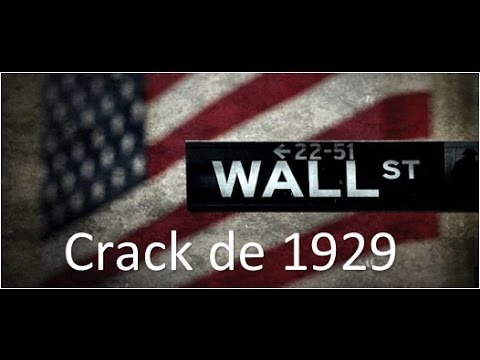 El Gran Crack de 1929: Wall street Documental Completo