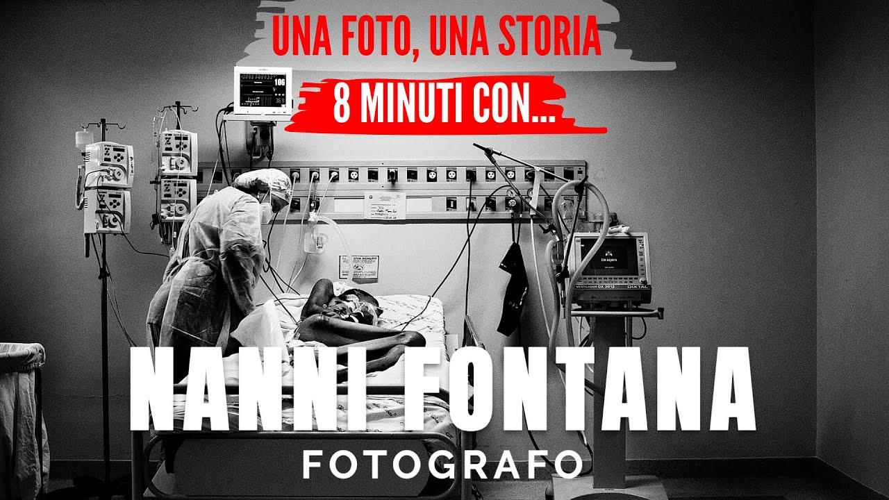 8 minuti con NANNI FONTANA (fotografo)