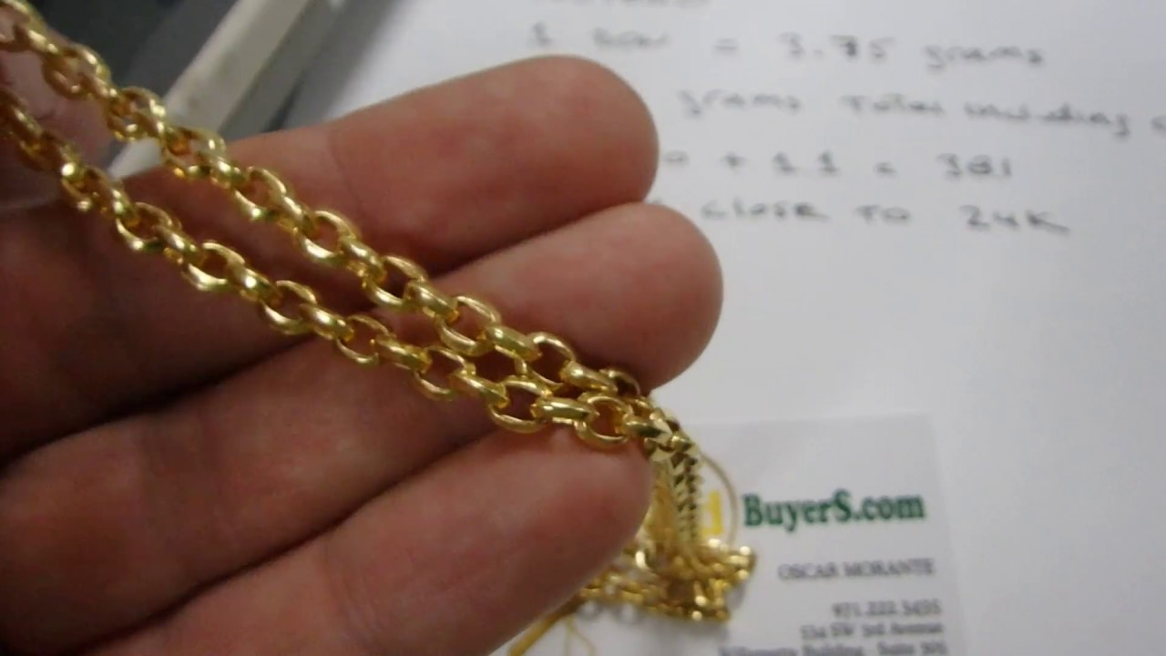 silver gold watch plated curb youtube chains chain sterling link