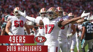 49ers Top Highlights | 2019 Season