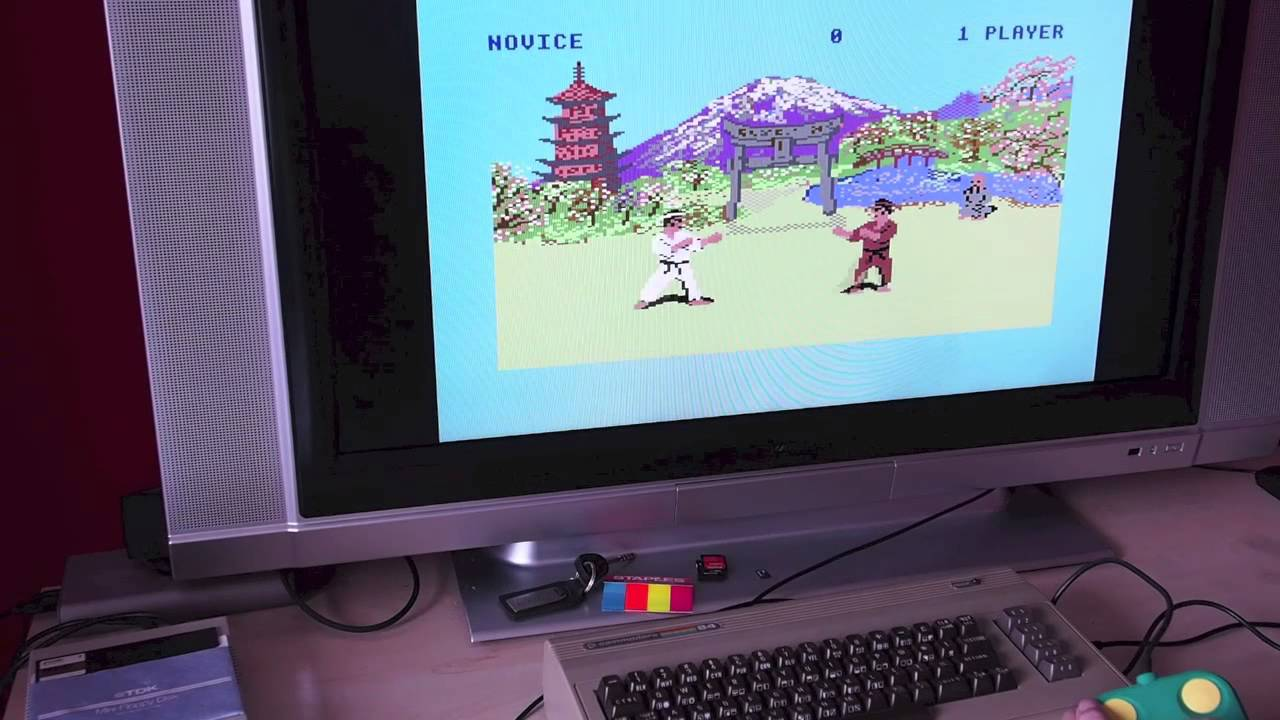Raspberry Pi powered C64
