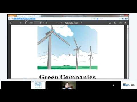 Reading - Green Companies 1