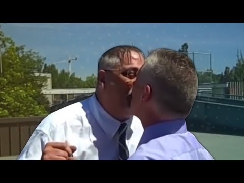 Gay Dad Wedding: Joe And Mike