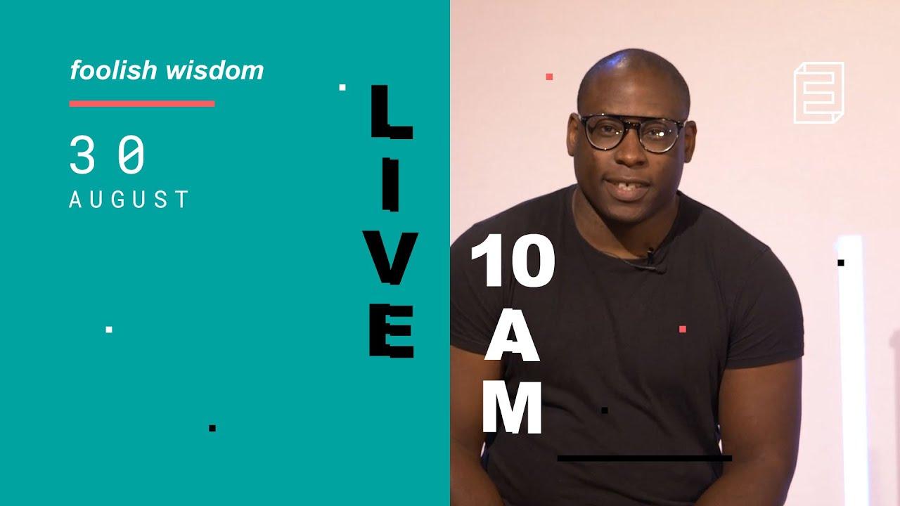 Emmanuel Live Online Service // 10am Sun 30 August 2020 Cover Image