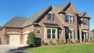 Bonterra Builders Presents the Wendover  - New Homes in Charlotte, NC