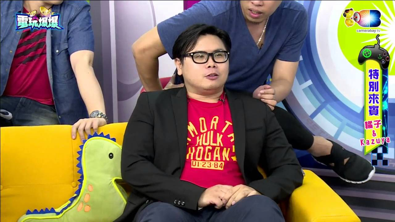 20160725電玩爆爆_2 橘子偶像宅分享 Kazuya來分享配音員一二事 - YouTube